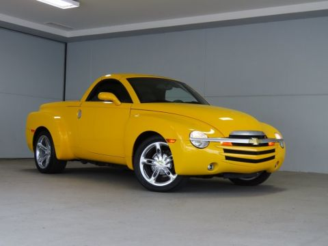 Pre-Owned 2005 Chevrolet SSR