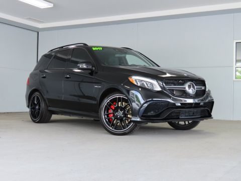 Pre-Owned 2017 Mercedes-Benz GLE GLE 63 S AMG®