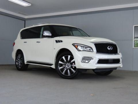 Pre-Owned 2017 INFINITI QX80 Signature Edition