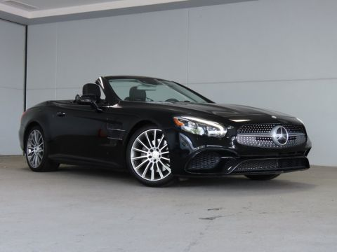 Pre-Owned 2017 Mercedes-Benz SL-Class SL 450